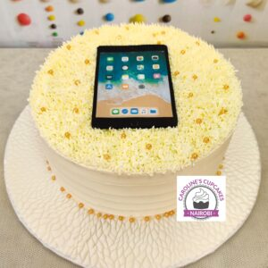 Tech Ipad cake