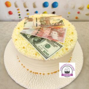 riches money cake