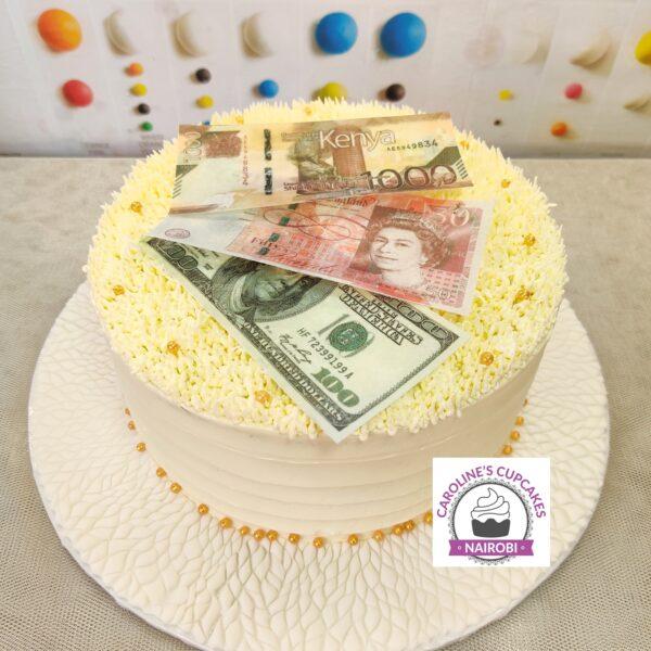 riches money cake